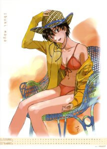 Rating: Safe Score: 16 Tags: bikini calendar honda_takeshi ibuki_maya neon_genesis_evangelion swimsuits User: Aurelia