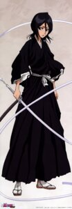 Rating: Safe Score: 16 Tags: bleach kuchiki_rukia stick_poster sword User: unisex