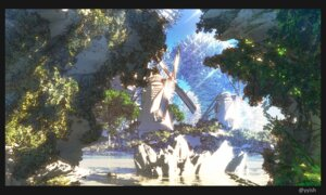 Rating: Safe Score: 38 Tags: landscape waisshu_(sougyokyuu) User: Noodoll