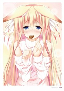 Rating: Safe Score: 34 Tags: animal_ears digital_version kitsune nozomi_tsubame tail User: Checkmate