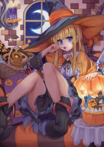 Rating: Safe Score: 39 Tags: halloween heels pointy_ears waichi witch User: Mr_GT