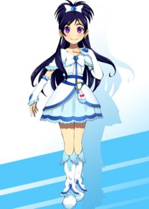 Rating: Safe Score: 9 Tags: dress futari_wa_pretty_cure gyuuniku pretty_cure yukishiro_honoka User: Radioactive