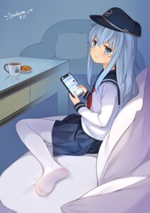 Rating: Safe Score: 56 Tags: feet hibiki_(kancolle) kantai_collection pantyhose seifuku tsubasa_tsubasa User: Mr_GT