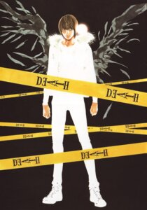Rating: Safe Score: 1 Tags: death_note male obata_takeshi yagami_light User: Radioactive