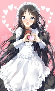 Rating: Safe Score: 22 Tags: akiyama_mio k-on! maid pentagon_(railgun_ky1206) User: Arsy