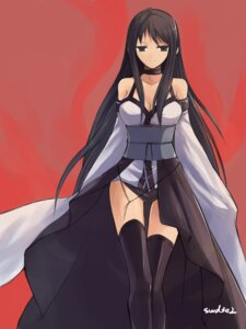 Rating: Safe Score: 46 Tags: cleavage narukana seinarukana swd3e2 thighhighs xuse User: Radioactive