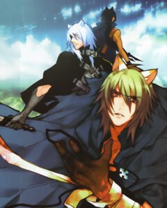 Rating: Safe Score: 5 Tags: animal_ears kurahana_chinatsu lamento male nitroplus_chiral User: Riven