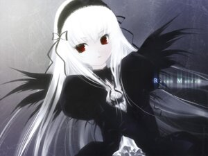 Rating: Safe Score: 11 Tags: gothic_lolita lolita_fashion rozen_maiden suigintou touto_seiro wallpaper wings User: charunetra