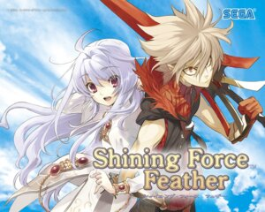 Rating: Safe Score: 10 Tags: alfin ito_noizi jin_(shining_force) pako shining_force shining_force_feather shining_world wallpaper User: Devard