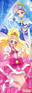 Rating: Questionable Score: 9 Tags: dress go!_princess_pretty_cure haruno_haruka heels kaidou_minami pretty_cure User: drop