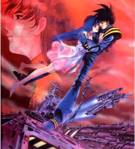 Rating: Safe Score: 5 Tags: hayase_misa ichijyo_hikaru lynn_minmay macross mecha mikimoto_haruhiko the_super_dimension_fortress_macross vf_valkyrie User: Radioactive