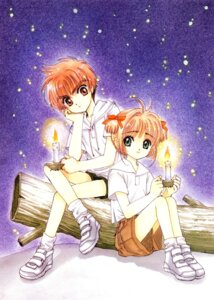 Rating: Safe Score: 4 Tags: card_captor_sakura clamp kinomoto_sakura li_syaoran User: Share