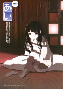 Rating: Safe Score: 7 Tags: enma_ai jigoku_shoujo oka_mariko User: Casshern