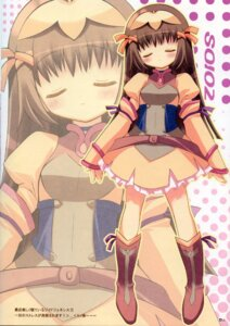 Rating: Safe Score: 12 Tags: dress re_mie spread_pink zinno zoids zoids_genesis User: fireattack
