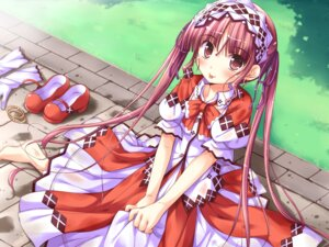 Rating: Safe Score: 19 Tags: dress game_cg ko~cha minette shukufuku_no_campanella windmill User: Radioactive