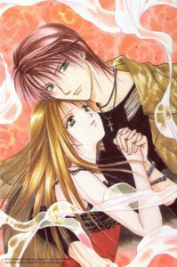 Rating: Safe Score: 2 Tags: ayashi_no_ceres mikage_aya touya watase_yuu User: Radioactive