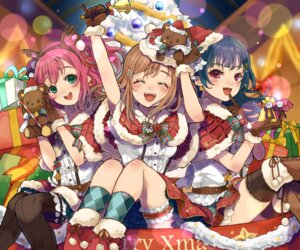 Rating: Safe Score: 13 Tags: beniko08 christmas garter horns kunikida_hanamaru kurosawa_ruby love_live!_sunshine!! thighhighs tsushima_yoshiko User: Mr_GT