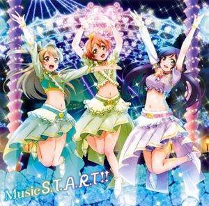 Rating: Safe Score: 43 Tags: hoshizora_rin love_live! minami_kotori murota_yuuhei toujou_nozomi User: Hatsukoi