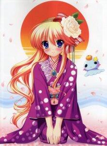 Rating: Safe Score: 44 Tags: fiorelia_inbrulia kimono mercuria mitsumomo_mamu User: fireattack