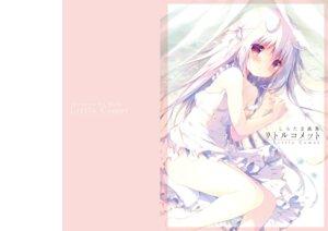 Rating: Safe Score: 26 Tags: animal_ears digital_version dress shiratama shiroi_inu summer_dress tagme tail User: Twinsenzw