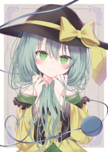 Rating: Safe Score: 18 Tags: komeiji_koishi liuliu touhou User: whitespace1