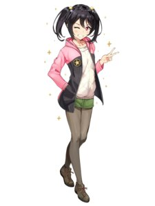 Rating: Safe Score: 35 Tags: love_live! pantyhose senguyen1011 sweater yazawa_nico User: saemonnokami