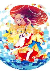 Rating: Safe Score: 45 Tags: goma_(11zihisin) kimono umbrella User: nphuongsun93
