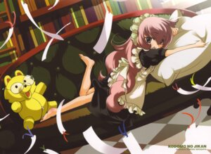 Rating: Safe Score: 17 Tags: kodomo_no_jikan maid usa_mimi watashiya_kaworu User: admin2