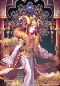 Rating: Safe Score: 7 Tags: asian_clothes hayosena horns User: charunetra