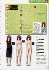 Rating: Questionable Score: 6 Tags: bra hizuki_suzune kawagishi_keitarou naked nipples pantsu profile_page shin_ringetsu User: admin2
