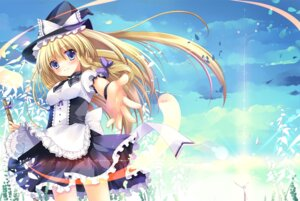 Rating: Safe Score: 36 Tags: kirisame_marisa sousouman touhou witch User: KerrigN