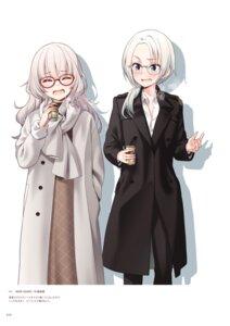 Rating: Questionable Score: 9 Tags: hazuki_shizuku new_game! tokunou_shoutarou yamato_christina_wako User: kiyoe