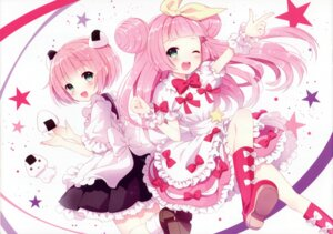 Rating: Safe Score: 41 Tags: w.label wasabi_(artist) User: yong