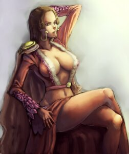 Rating: Safe Score: 16 Tags: boa_hancock cleavage kyoffie12 one_piece User: Radioactive