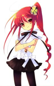 Rating: Safe Score: 29 Tags: ito_noizi pantyhose scanning_resolution screening shakugan_no_shana shana User: 月无名