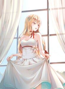 Rating: Safe Score: 1 Tags: dress gonzz wedding_dress User: BattlequeenYume