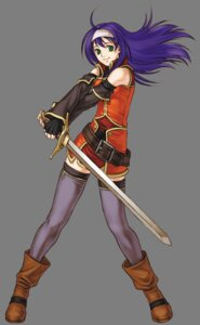 Rating: Safe Score: 23 Tags: dress fire_emblem fire_emblem:_akatsuki_no_megami kita_senri nintendo sword thighhighs transparent_png wayu User: Radioactive