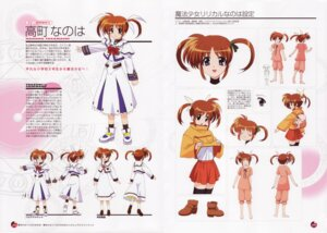 Rating: Safe Score: 4 Tags: character_design mahou_shoujo_lyrical_nanoha takamachi_nanoha User: Onpu