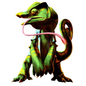 Rating: Safe Score: 2 Tags: bloody_roar busuzima_the_chameleon monster User: Radioactive
