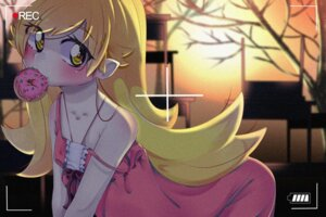 Rating: Questionable Score: 28 Tags: bakemonogatari dress oshino_shinobu pointy_ears User: Shizufin