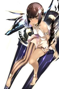 Rating: Safe Score: 66 Tags: dress erect_nipples feet garter no_bra shunsei User: nphuongsun93