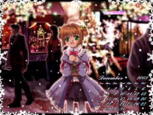 Rating: Safe Score: 8 Tags: calendar card_captor_sakura kinomoto_sakura moonknives wallpaper User: MugiMugi