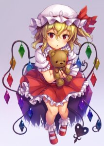 Rating: Safe Score: 36 Tags: flandre_scarlet snowcanvas touhou wings User: Mr_GT