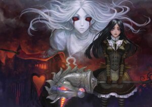 Rating: Safe Score: 23 Tags: alice alice:_madness_returns pantyhose teddy_yang User: Radioactive