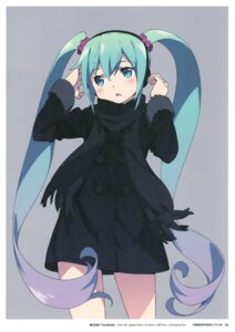 Rating: Safe Score: 48 Tags: hatsune_miku kanzaki_hiro tabgraphics vocaloid User: fireattack