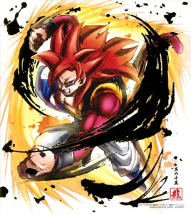 Rating: Safe Score: 8 Tags: dragon_ball dragon_ball_gt gogeta User: drop