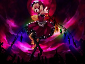Rating: Safe Score: 9 Tags: dress flandre_scarlet memai touhou wings User: charunetra