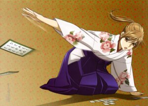 Rating: Safe Score: 18 Tags: ayase_chihaya chihayafuru japanese_clothes User: Ravenblitz