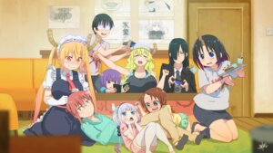 Rating: Safe Score: 50 Tags: cleavage elma_(kobayashi-san_chi_no_maid_dragon) fafnir_(kobayashi-san_chi_no_maid_dragon) horns kanna_kamui kobayashi-san_chi_no_maid_dragon kobayashi_(kobayashi-san_chi_no_maid_dragon) magatsuchi_shouta maid megane pantyhose quetzalcoatl_(kobayashi-san_chi_no_maid_dragon) saikawa_riko steamy_tomato thighhighs tooru_(kobayashi-san_chi_no_maid_dragon) User: Mr_GT