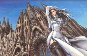 Rating: Safe Score: 12 Tags: dress noelle_bor nun stockings thighhighs thores_shibamoto trinity_blood User: Radioactive